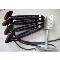 E型4P无接缝滑触线集电器