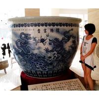 供应手绘陶瓷大缸陶瓷大缸批发厂家直销陶瓷大缸