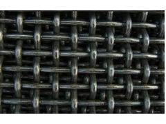 錳鋼絲編織方孔篩網