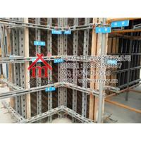 钢板冲压新型剪力墙支撑体系