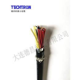 德昌线缆环保美标UL21100系列低烟无卤多芯屏蔽电线高温线