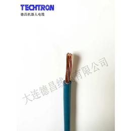 德昌线缆 环保美标UL3271低烟无卤电子线 低压高柔