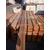 上海木屋村牌古朴典雅的红雪松板材缩略图1