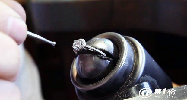 如何制作戒指图解