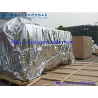 泰兴机器包装铝箔锡纸膜设备进出口真空包装袋