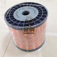 紫铜扁线生产厂家 进口紫铜线 T3紫铜线 优质紫铜线