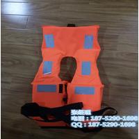 厂家直销新型救生衣145N大浮力救生衣批发方便携带EC证书