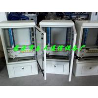 厂家供应144芯落地式SMC光缆光交箱  价格优惠