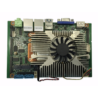 HM87 标准3.5寸I3 I5 I7 板载4G内存工控主板