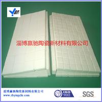 山东淄博厂家直供湿式筒式磁选机用高铝瓷片