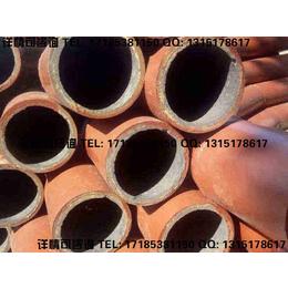 钼矿石高磨损物料输送用陶瓷复合管