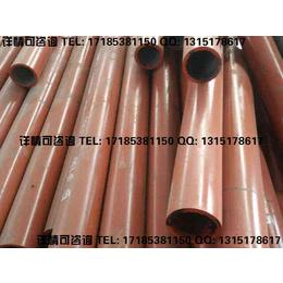 铁矿石精选尾矿浆输送用陶瓷复合管三通