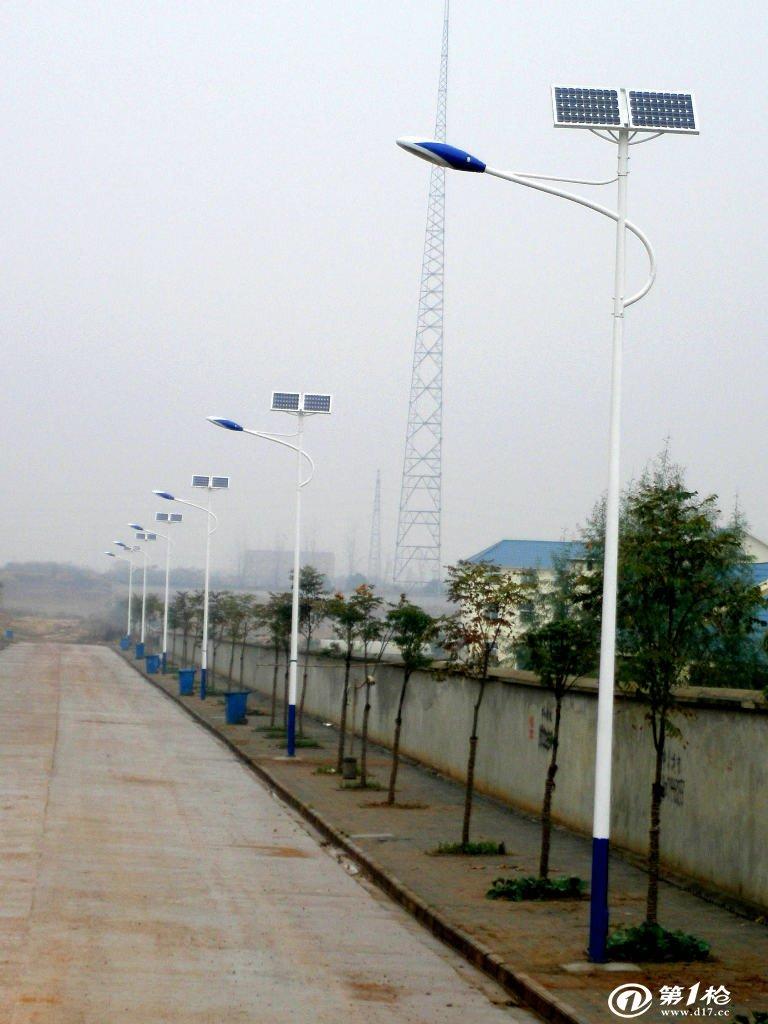 河北太阳能路灯厂家_太阳能灯