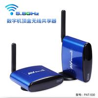 专业出口全球柏旗特产品数字影音无线共享器PAT-530