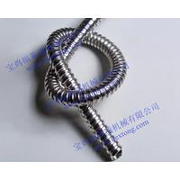 P3型不锈钢穿线管 20mm不锈钢单扣金属软管