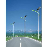 武汉太阳能路灯厂家加工