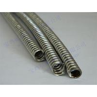 供应福莱通生产304穿线软管不锈钢光纤光缆防腐套管