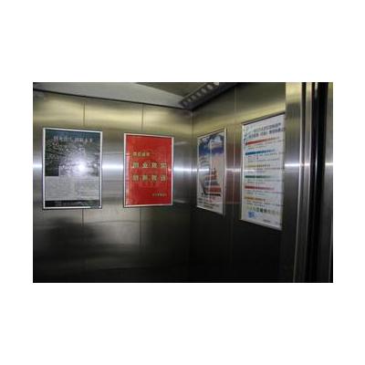 四川成都社区楼宇框架广告媒体与电梯视频海报广告位