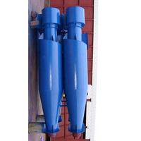 集中式除尘系统-盐城腾飞环保-TFC型陶瓷多管除尘器