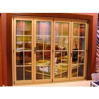 铝包木门 可定制平开木门