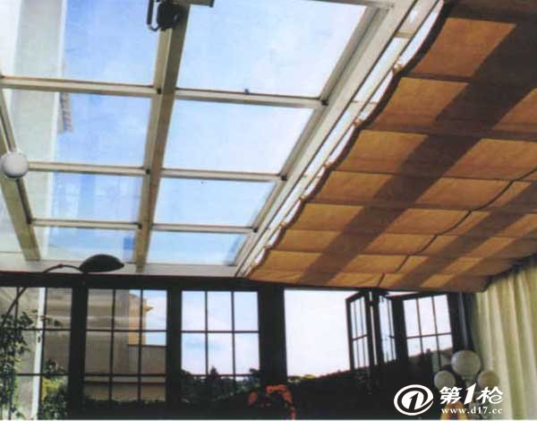 陽光房系列鋁合金門窗