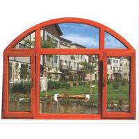 鋁包木內開窗鋁木復合門窗 縮略圖
