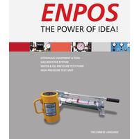 供应韩国ENPOS油水压油压装备