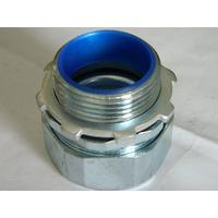 包塑金属软管防水接头 端式箱接头 外螺纹接头  规格齐全