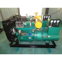 厂家销售价格低功率足潍坊50千瓦柴油发电机组