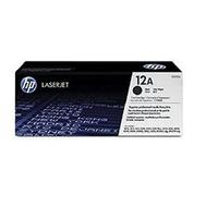 惠普LaserJet Q2612A黑色硒鼓