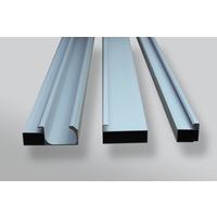 晶钢门橱柜铝合金铝材D2型