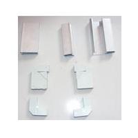 供应晶钢门铝材和角码A1型号