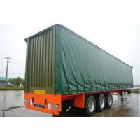 S2型卡车侧帘布_运输用防水盖布_侧帘布