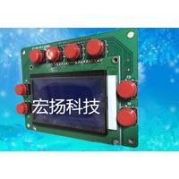 平板打印机改装电路改装平板电路+按键显示器A0A1A2A3