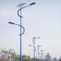 陕西太阳能路灯厂家规格