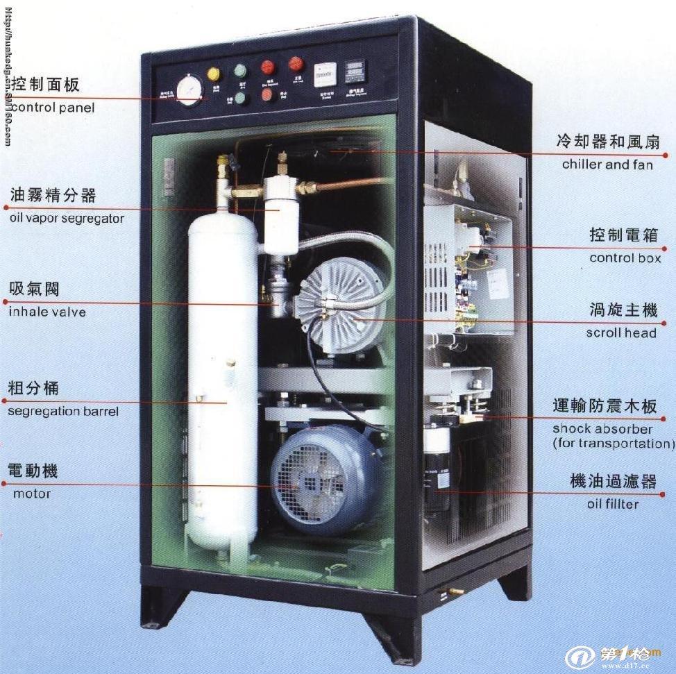 厦门阿特拉斯空压机1630016100_空气压缩机/气泵/空