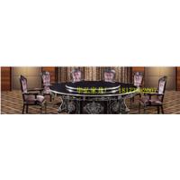 厂家江西畅销的电动餐桌酒店餐桌实木餐桌厂家直销缩略图