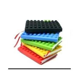 LEGO笔记本 硅胶笔记本 新奇特笔记本