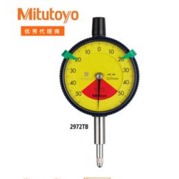 三丰2系列标准单转型 无误读 轻量型指针式指示表2972TB