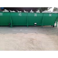 智皓PET清洗水槽厂家可订做大中小型净水分离槽