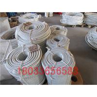 专业供应迪尼玛绳 电力施工牵引绳 电力牵引绳 钢丝芯牵引绳