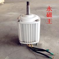 厂家直销1KW风力发电机专用电机永磁发电机 电量大 功率足