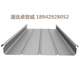 供应郑州YX65-430铝镁锰金属屋面