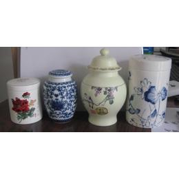 供应陶瓷蜂蜜罐 陶瓷罐图片 厂家定做茶叶陶瓷罐