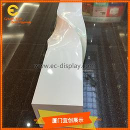 商场玻璃钢座椅 商场玻璃钢长条凳椅定制厂家 创意玻璃钢座椅 缩略图