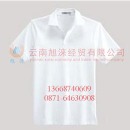 昆明广告衫印字厂家  昆明t恤批直销 文化衫班服定制质量