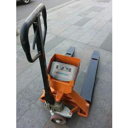 海南移动式电子叉车秤