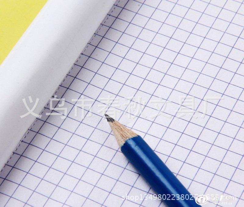 彩虹精装功能内页 空白格子a5本子笔记本记事本涂鸦本