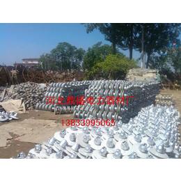 回收电力瓷瓶绝缘子普通型防污型均可线路更改硅胶绝缘子