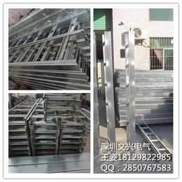 深圳文兴厂家直销梯级式桥架